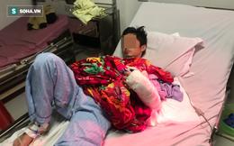 Sự thật bất ngờ vụ nam thanh niên tự chặt tay đưa cho mẹ nấu cháo ở Nghệ An