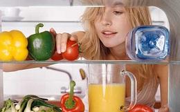 """9 thực phẩm rất """"sợ"""" tủ lạnh mà bạn nên để ở ngoài là tốt nhất"""