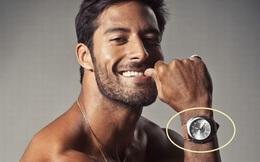 """Đàn ông ai chẳng đeo đồng hồ, nhưng chẳng ai biết bí mật """"chết người"""" này của nó"""