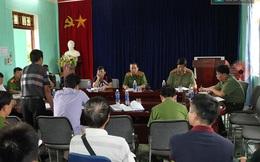 Thảm án 4 người chết ở Lào Cai: Thứ trưởng Bộ Công an chỉ đạo phá án