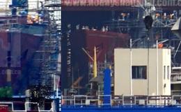 Rò rỉ hình ảnh tàu khu trục thế hệ mới của Trung Quốc
