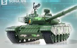 """Xe tăng chiến đấu chủ lực """"mạnh nhất thế giới"""" của Trung Quốc"""