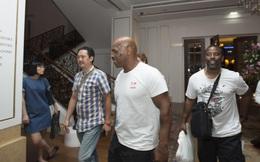 Mike Tyson bất ngờ xuất hiện tại Việt Nam để đóng phim