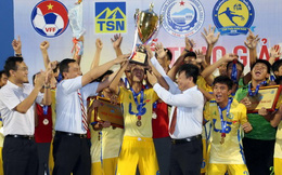'Hậu duệ' Công Minh tỏa sáng, Đồng Tháp vô địch U17 quốc gia