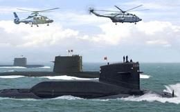 Biển Đông: Thu hút sức mạnh tàu ngầm nhất thế giới