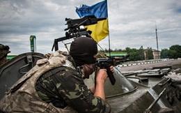 An ninh Ukraine bố trí cứ điểm hỏa lực dọc theo biên giới với Nga