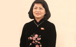 Bà Đặng Thị Ngọc Thịnh được giới thiệu làm Phó Chủ tịch nước