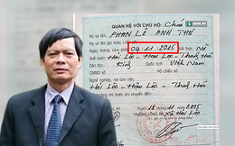 """Bí thư Huyện ủy xin lỗi dân về vụ """"trẻ lọt lòng còng lưng gánh quỹ"""" ở Hậu Lộc, Thanh Hóa"""