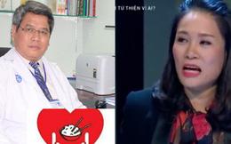 """Bác sĩ Võ Xuân Sơn đã trả lời được câu hỏi của MC Tạ Bích Loan: """"Từ thiện để làm gì?"""""""