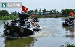 Không cầu phà, xe tăng, thiết giáp nhẹ VN vượt sông thế nào?