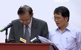 Toàn văn lời xin lỗi và cam kết của Chủ tịch Formosa