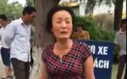 """Xuất hiện thêm 1 clip ghi lại sự việc """"chặn xe cứu thương"""" ở BV Nhi Trung ương gây phẫn nộ"""