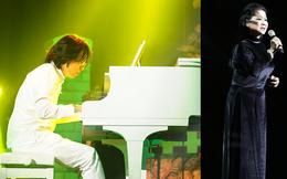 Con trai nhạc sĩ Nguyễn Ánh 9 thay cha đệm đàn cho Khánh Ly