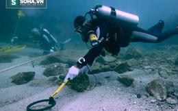 """Khai quật xác tàu thám hiểm 500 năm chứa """"đồng xu ma"""""""