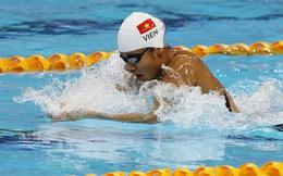Ánh Viên vào top đầu giải bơi quốc tế