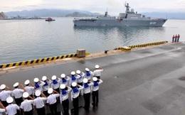 Nhà sản xuất Fincanteri: Việt Nam mua tàu tuần tra Ý