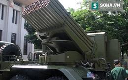 CNQP Việt Nam 2015: Bùng nổ bằng tên lửa và vũ khí mới hiện đại