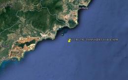 Điều động 10 tàu cứu hộ hai người mất tích do tai nạn trên biển