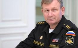 Tư lệnh Hải quân Nga Viktor Chirkov từ chức vì lý do sức khỏe