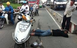 Vừa cứu người bị tai nạn vừa bị nghi ngờ là thủ phạm, ai dám?