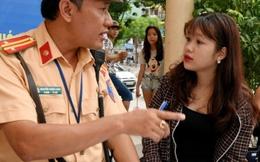 Vợ mượn xe chồng, có bị phạt không sang tên đổi chủ?
