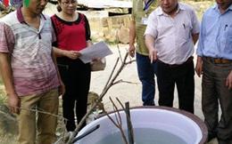 Tắm phải nước nhiễm độc, 8 người suýt mất mạng