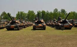 Khám phá sức mạnh xe tăng hạng nhẹ độc nhất vô nhị trên thế giới của Lục quân Thái Lan