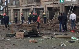 Xác định người đàn ông cưa vật liệu được cho là gây ra vụ nổ ở HN