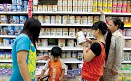 Từ tháng 7/2016, xem xét bỏ giá trần với mặt hàng sữa
