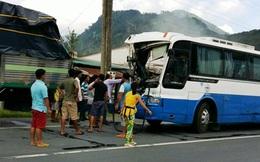 Quyết định sinh tử của tài xế Toàn trong phút xe khách mất phanh ở đèo Bảo Lộc