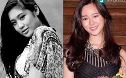 Nhan sắc xinh đẹp của con gái lớn 4 sao Việt