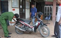 Trong 3 năm mất 2 xe máy, may mắn được cảnh sát tìm thấy trả lại