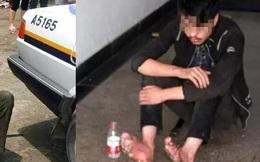 Sự thật khủng khiếp đằng sau đôi chân bị hoại tử của gã trai trẻ