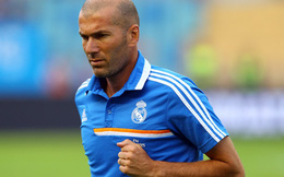 Zidane: Hãy bước ra sân, và đừng nhìn lại!