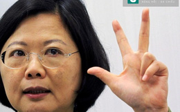 CHÍNH THỨC: Đài Loan bầu ra nữ lãnh đạo đầu tiên trong lịch sử