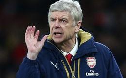 Arsenal có biến: HLV Wenger sắp bị sa thải?