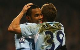 Robinho và những ký ức giằng xé ở Premier League