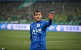 """Tevez được quyền tự quyết ở """"vũng lầy"""" Thân Hoa Thượng Hải"""