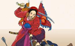 Mối tình hiếm có giữa nữ tướng giả trai và khai quốc công thần nhà Hậu Lê