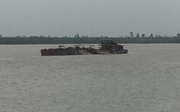Bí thư Tỉnh ủy bí mật đi kiểm tra, chỉ đạo công an truy đuổi 2 tàu hút cát trái phép