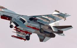 KQ Việt Nam đảm bảo tên lửa RVV-AE hiện đại cho tiêm kích Su-30MK2 sẵn sàng chiến đấu