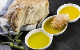Mỗi ngày ăn 1 - 2 lát bánh mì với dầu ô liu: Những tác dụng mà bạn không ngờ!