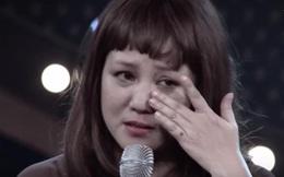 Thần tượng 8x Ngọc Linh bật khóc trên truyền hình sau 14 năm vắng bóng
