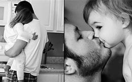 """Đọc xong bài viết này, hãy ngưng ví con gái là """"người tình kiếp trước"""" của cha!"""