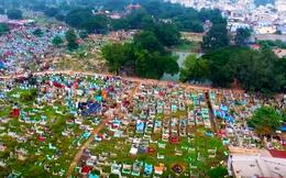Ngày di dời đã cận kề nhưng hơn 2.000 ngôi mộ chưa có thân nhân kê khai