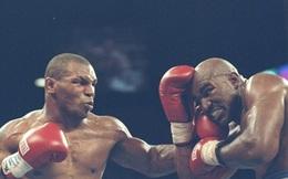 20 năm sau khi Tyson cắn đứt tai Holyfield họ đã thành bạn