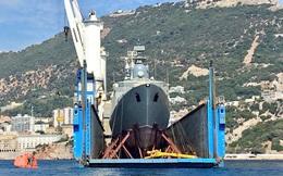 Tàu hộ vệ tên lửa Gepard thứ 3 sẽ về đến Việt Nam khi nào?