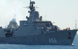 Tàu hộ vệ tên lửa Gepard VN được trang bị hệ thống điều khiển mới nhất của Nga