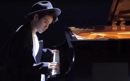 Vũ Cát Tường là nghệ sĩ Việt Nam đầu tiên biểu diễn cùng đàn dương cầm 5 tỷ đồng