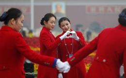 7 ngày qua ảnh: Lễ tân Đại hội Đảng Trung Quốc chụp ảnh kỷ niệm